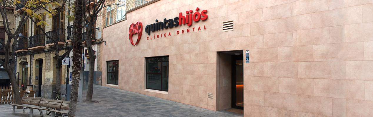 Nuestra clínica está situada en pleno centro de Huesca